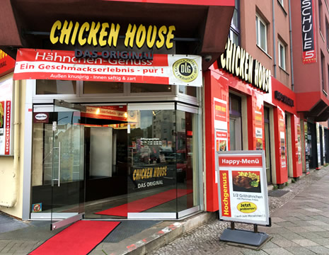 Chicken House Berlin 2